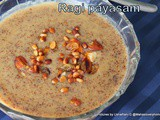 Ragi Payasam | Healthy Finger Millet Kheer With Jaggery | Sankranthi Recipes | South Indian Popular Festival Recipes | Easy Healthy Payasam Recipes