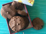 Triple Chocolate Cookies | Best Chocolate Cookies Recipe | How to bake Triple Chocolate Cookies | Christmas Baking