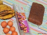Wheat flour banana chocolate cake/easy wheat flour olive oil banana chocolate bread/step by step pictures/farinha de trigo bolo de chocolate banana/healthy christmas baking recipes