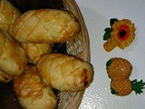 Easy Pineapple Tarts- cny(Chinese new year)