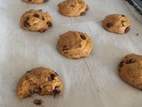 The Best Ever Pumpkin Chocolate Chip Cookies