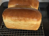The Best Homemade White Bread ever