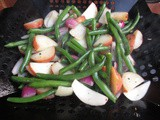 Can You Grill It? Potato and Green Bean Salad, Revisited