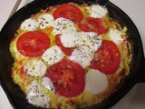Supper in the Summer: Pizza Frittata
