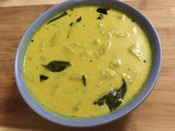 Bottle gourd coco yoghurt curry
