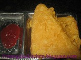 Bread Bajji Tea-time Snack - Simple Evening Snack for Kids
