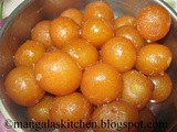 Bread Gulab Jamun - Easy to make Diwali Sweet Recipe