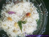 Coconut Rice | Thengai Sadam | Quick Lunchbox Recipe