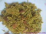 Pudina Sadam | Pudina Rice | Mint Rice Recipe