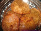Sweet Appam with Wheat Flour - Godhumai Appam - Instant Wheat Flour Appam - Evening Snack