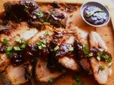 Chinese char siu barbecue pork - perfect all year around