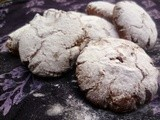 Kruidnoten: dutch christmas spice biscuits