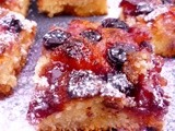 On a frosty january morning: nigel slater's almond, marzipan and berry cakes