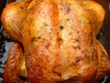 Sunday lunch: traditional tarragon roast chicken