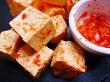 Vietnamese lemongrass and chilli tofu