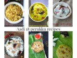 Aadi pathinettu /aadi18 /perukku special recipes