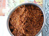 Authentic maharashtrian goda masala recipe