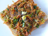 Bread masala sandwich recipe / iyengar bakery style vegetable toast