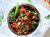Channa chaat recipe /chickpeas chaat(garbanzo beans)