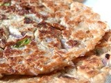 Gothumai roti/wheat flour adai/easy to make roti