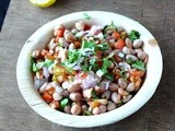 Indian peanuts chat/peanut chaat(salad)recipe