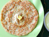 Kara adai recipe south indian /how to make dal adai dosa