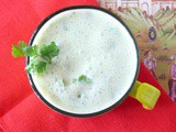Maharashtrian matha recipe /indian summer drink