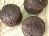 Recipe for eggless chocolate muffins/eggless muffins recipe-marudhuskitchen