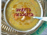 Recipe for sweets indian / festive sweets