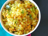 Sago upma indian recipe /javvarisi/sabudana