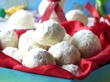 Snowball cookie /easy bake christmas cookies
