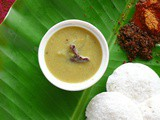 South indian special food Kumbakonam kadappa