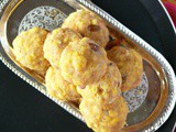 Sweet boondi ladoo recipe /boondi laddu