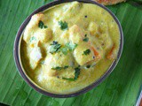 Vegetable avial recipe south indian /Aviyal
