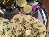 Amritsari Kulcha | Speciality flatbreads from Amritsar | How to make Amritsari Kulcha/Kulche at home | Stepwise Pictures | Indian Flatbread Recipe
