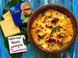 Chettinad Potato Lasagne | Masterchefmom's Fusion Recipe Brought To You By Mother Dairy Cheese Slices