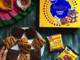 Cookie Cake | Eggless Cookie Cake | Greetings Cookie Cake Gift Box