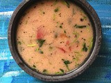 Thengai Paal Rasam | Coconut Milk Rasam Recipe