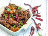 Chinese Dry Chilli Chicken