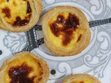 Easy Portuguese Egg Tarts Recipe