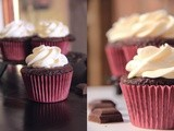 Miette Double Chocolate Cupcakes