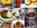 My summer in Instagram Food