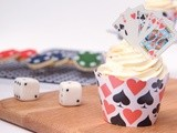 Sky Poker Chips and Cupcakes