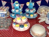 Stroke Association Cupcakes Continued