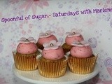 A spoonful of sugar - Saturdays with Marlene