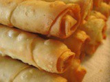 Spinach Pie or Spinach Borek