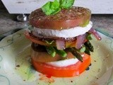 Heirloom Tomato Stack