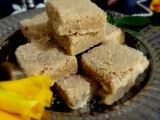 7 Cup Burfi - a melting delight