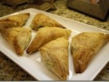 135.6…Dinner Spanakopitas