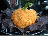 136.0…Pumpkin Cheese Ball